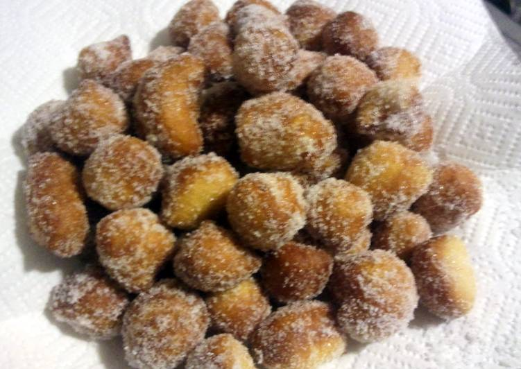 , How to Prepare Delicious Chinese Donuts