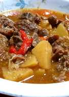 Semur Daging Sapi Kentang : semur, daging, kentang, 2.446, Resep, Semur, Daging, Manis, Sederhana, Rumahan, Cookpad