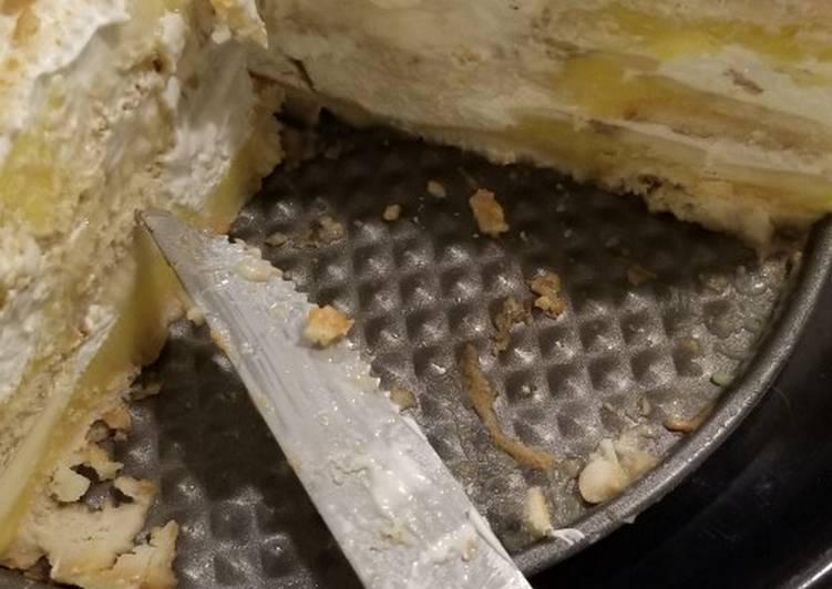 Banana Pudding Icebox Cake