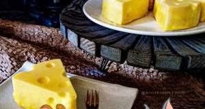 Korean Tom & Jerry Cheese Cake