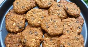 Choco Oat Cookies