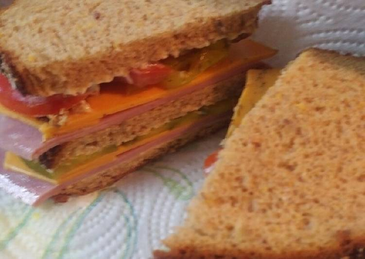 Unhinge your Jaw Sandwich