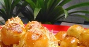 Cheese Nastar (Gurih, Wangi Dan Lumer Di Mulut) No Mixer