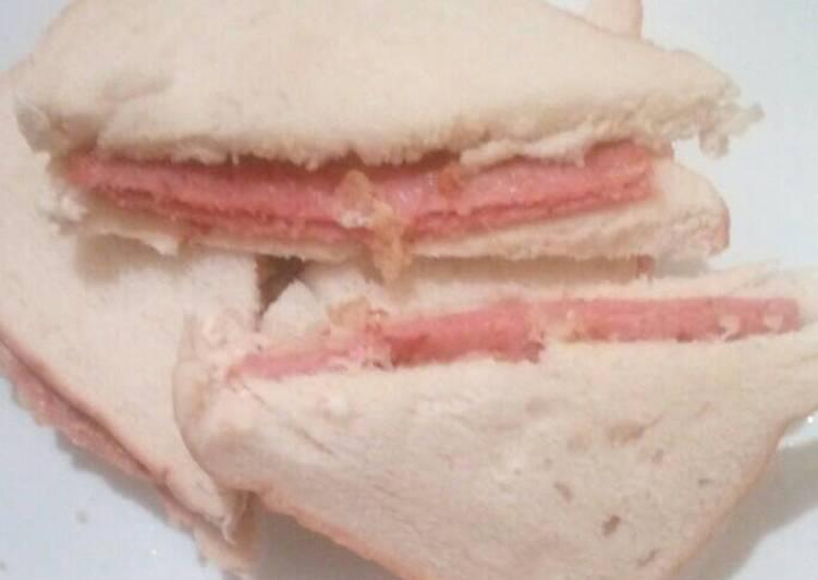 Beef-brawn Sandwich