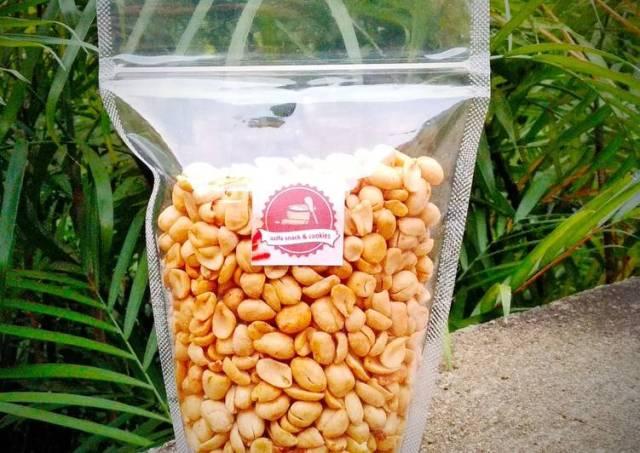 Kacang Goreng Renyah & Gurih