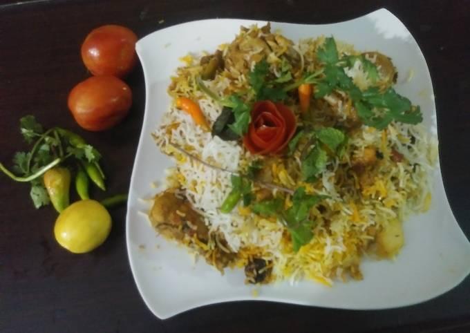 Bombay Biyani(Chicken biryani)