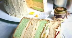 Es Teler Chiffon Cake