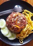 Nasi Goreng Beras Merah : goreng, beras, merah, Resep, Goreng, Sayuran, Beras, Merah, Sederhana, Rumahan, Cookpad