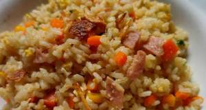 Nasi Goreng Bacon