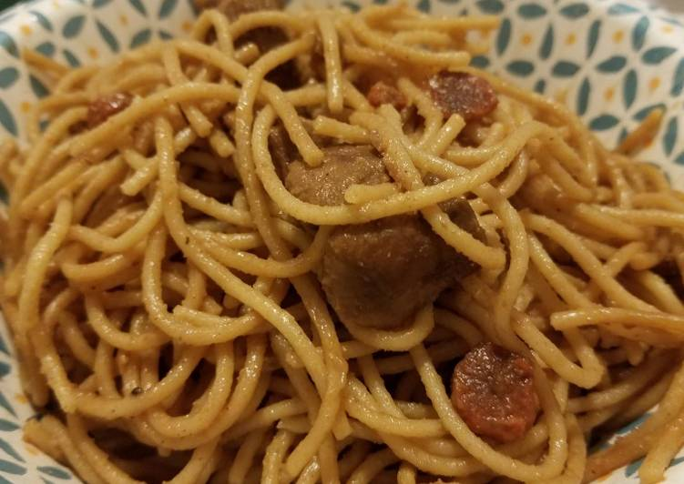 , Easiest Way to Cook Appetizing Chinese New Year Noodles