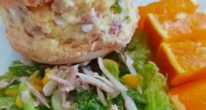 Potato Salad Sandwich