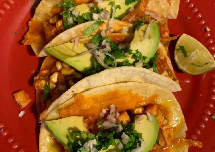 , How to Cook Perfect Tacos encostrados a mi estilo