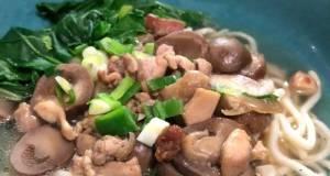 Mie Ayam Jamur Oriental - Yamie (Healthy Recipes)