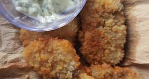 Dori Katsu with Tartar Sauce