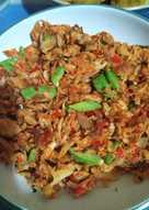 Resep Ikan Tongkol Suwir : resep, tongkol, suwir, Resep, Tongkol, Pedas, Kering, Sederhana, Rumahan, Cookpad
