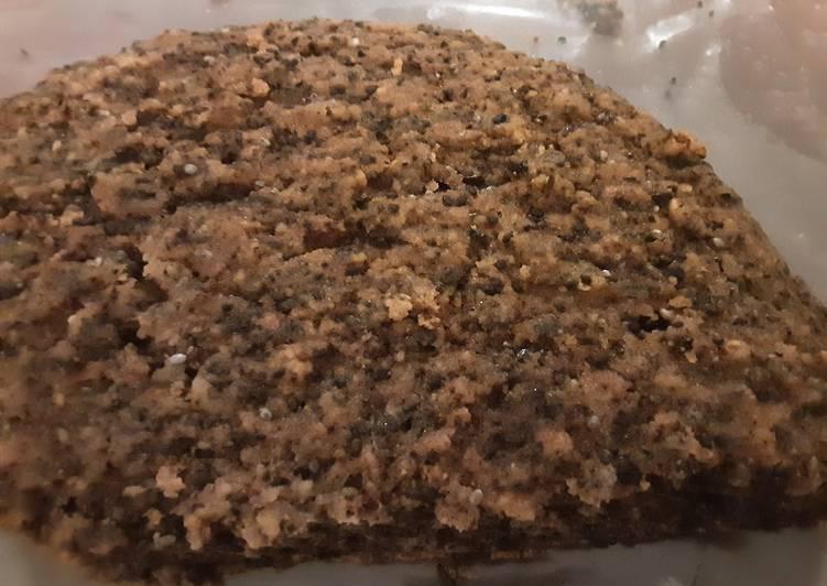 Chia seed bread (keto)