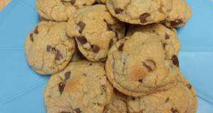 Totally Stolen Ultimate Chocolate Chip Cookies