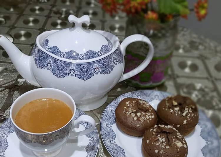 Choco mini cup cakes