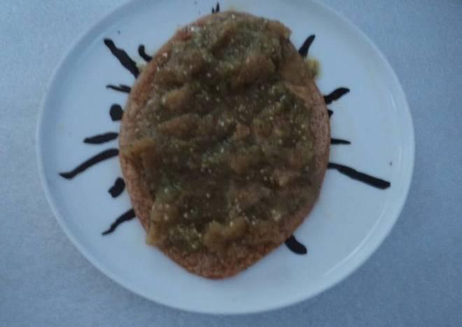 Duro de cerdo en salsa de tomatillo de milpa las correa