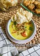 Resep Soto Bogor : resep, bogor, Resep, Kuning, Bogor, Sederhana, Rumahan, Cookpad