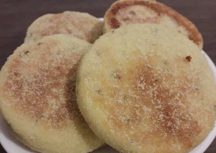 Harcha galette marocaine à la semoule