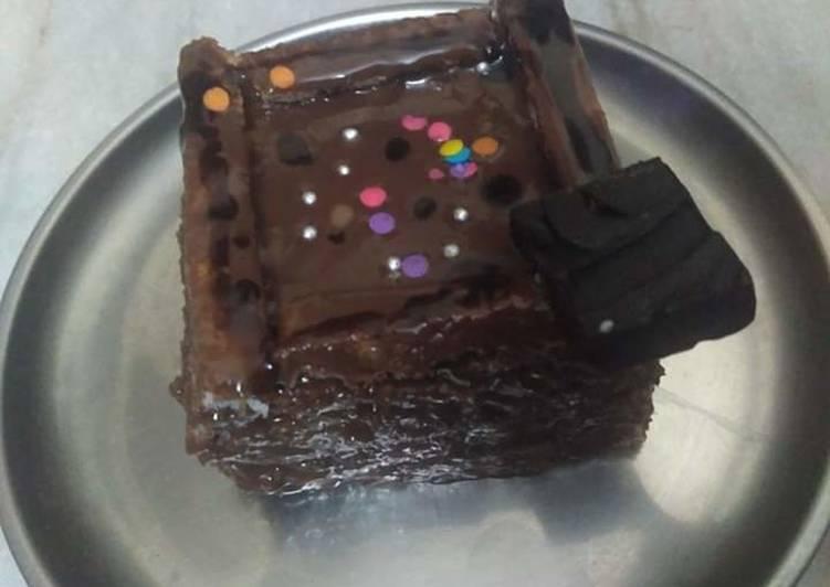 Instant bread cake