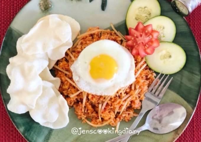 Nasi Goreng Jawa (Javanese Fried Rice)