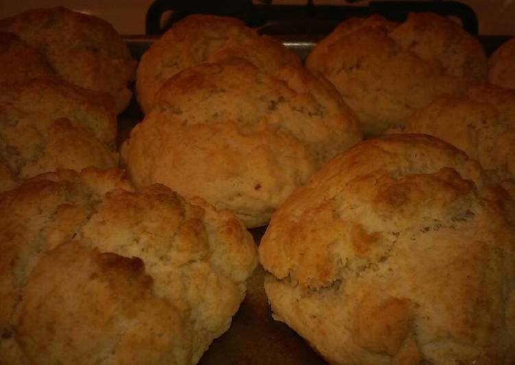 Mom's Biscuit Recipe