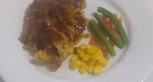 Chiken Steak Crispy