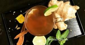 Masala Ginger Lime Tea