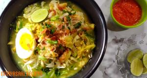 Soto Ayam ala nitayasari.recipes