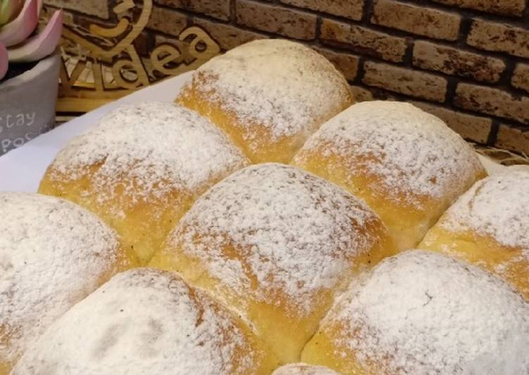 Japanese Fluffy Milk Bread
