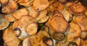 Jalapeño Sliced Potatoes