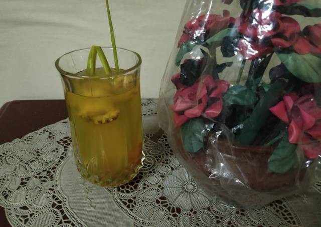 Minuman Rempah ala Sehat Berkah