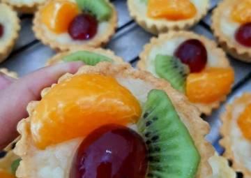 Resep Pie buah Paling Joss