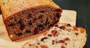 Healthy Tea Loaf!