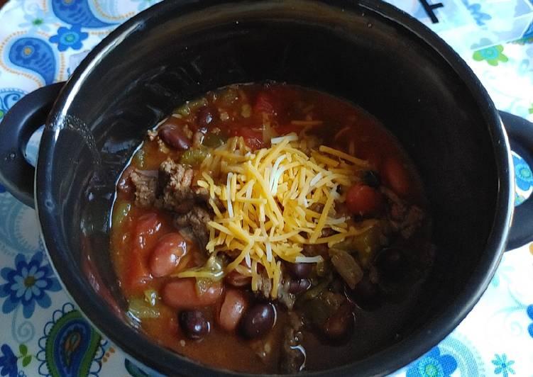Kmr taco soup