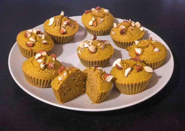 Muffin butternut