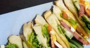 Sandwich Praktis ❤