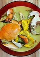 Resep Kepiting Kuah : resep, kepiting, 1.276, Resep, Kepiting, Sederhana, Rumahan, Cookpad