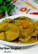 Resep Ikan Tongkol Rumahan : resep, tongkol, rumahan, Resep, Gulai, Tongkol, Rumahan, Sederhana, Cookpad