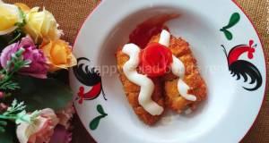 Simple Katsu Chicken