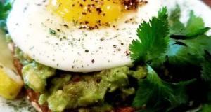 Mike's Southwestern Avocado Whole Grain Breakfast Toast