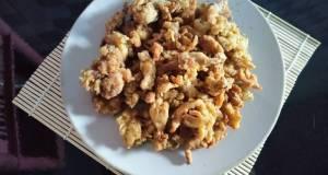 Jamur goreng crispy tepung kobe