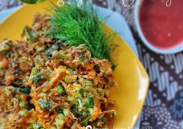 Bakwan Sayur & Udang