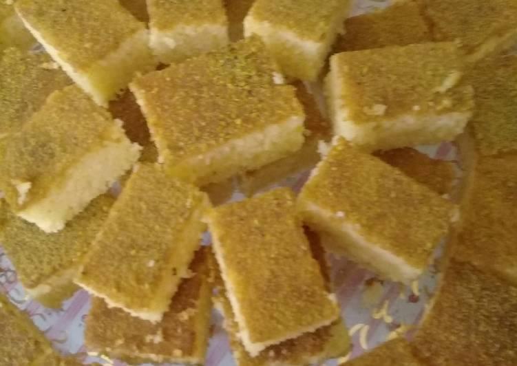 Basbusa Cake (oman)