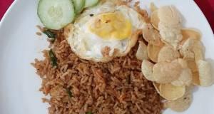 Nasi Goreng Ayam Kecap Sajiku