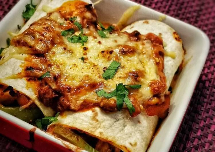 Spicy Enchiladas