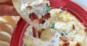 Easy Creamy Cheese Dip