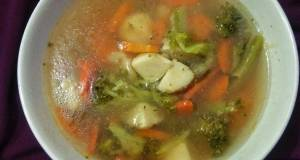 Sup Sayuran, Bakso So Good